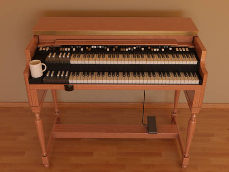 Hammond B3 by Aethersis