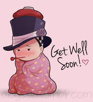 Get Well Soon by Aloyssiah
