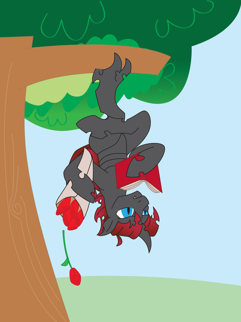 Changeling and the subtle Art of Wooing Mares WIP2 by MindEdge