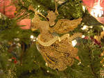 Angel Ornament by Riddles-In-the-Dark