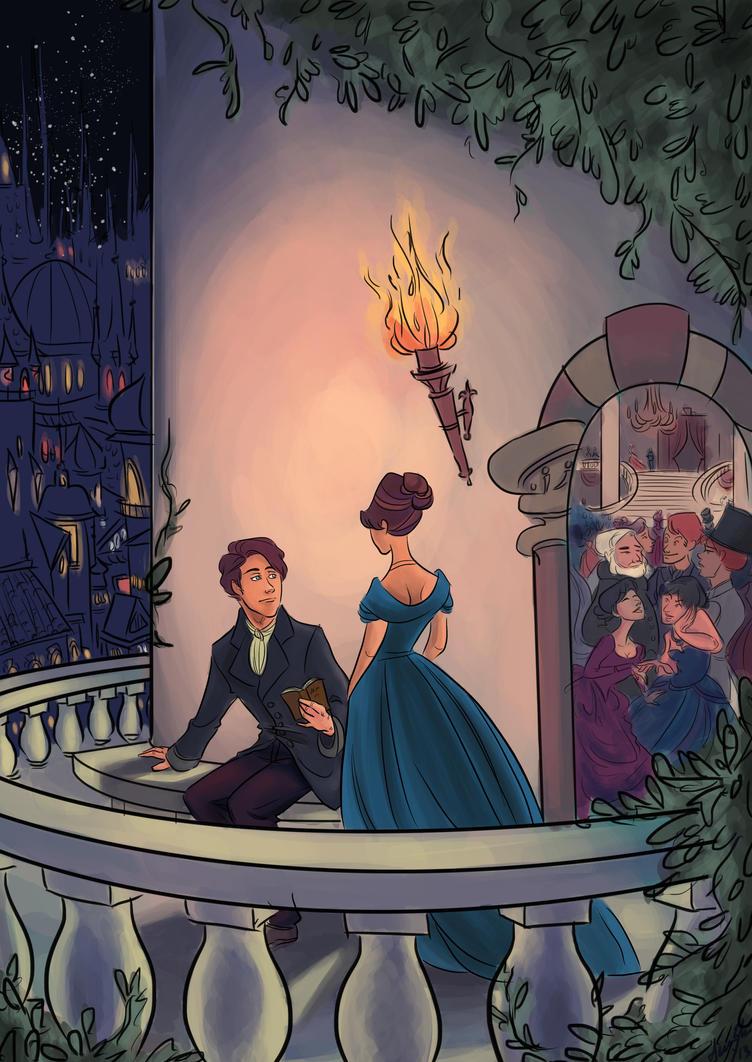 Mistborn: The Meeting by aimeezhou