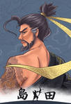 Hanzo Poster