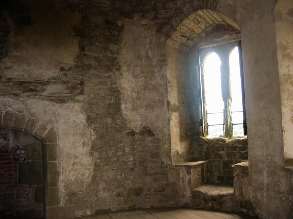 Castle Window stock 1 by RayvenStock