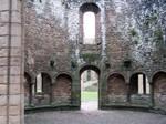 Round Chapel Ruin by RayvenStock