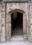 Carved Stone Arch