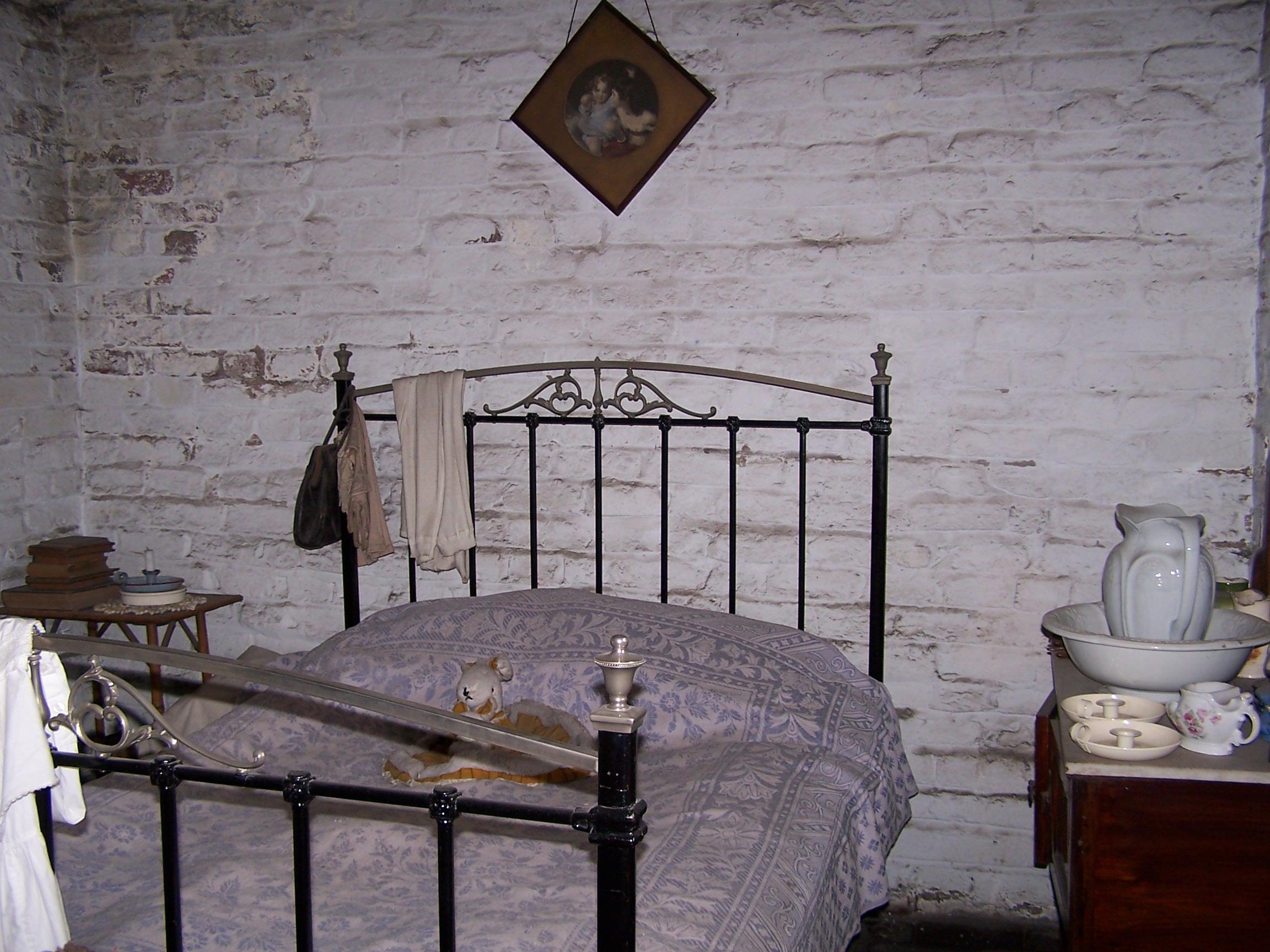 Victorian Bedroom 5 by RayvenStock