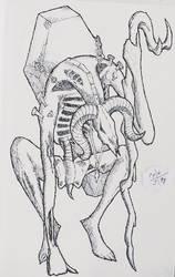 Murghot by HorusOniArts