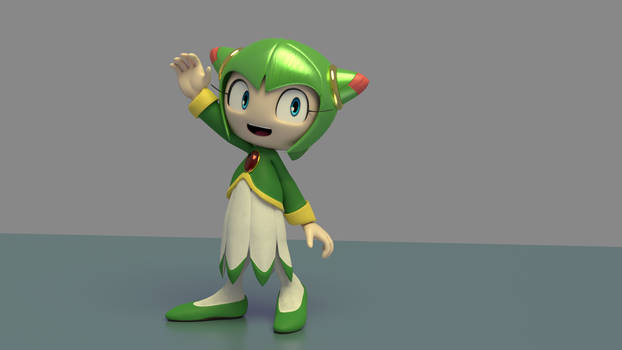 Cosmo Render - We're Nearly There!