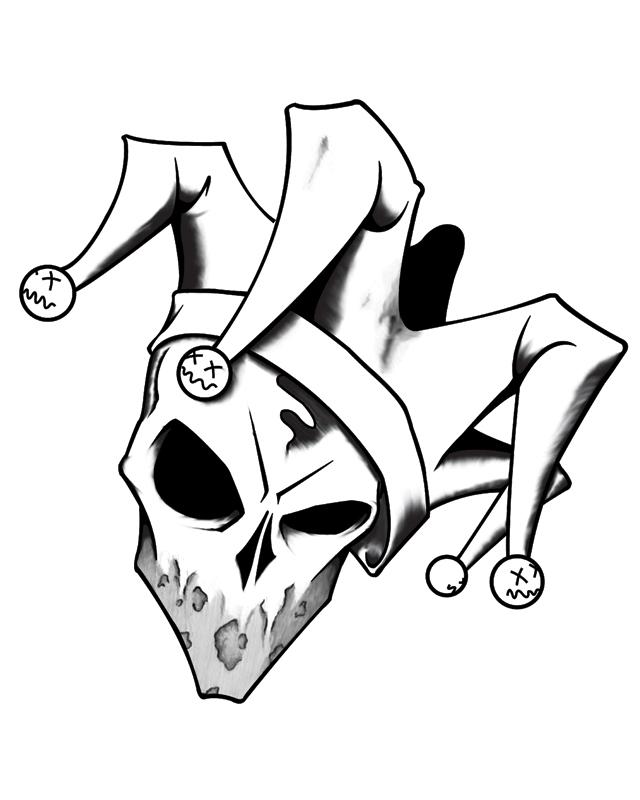Jester By Wickedwick On DeviantArt