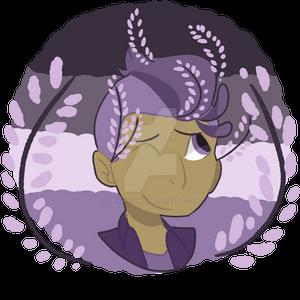 Lavender Ace