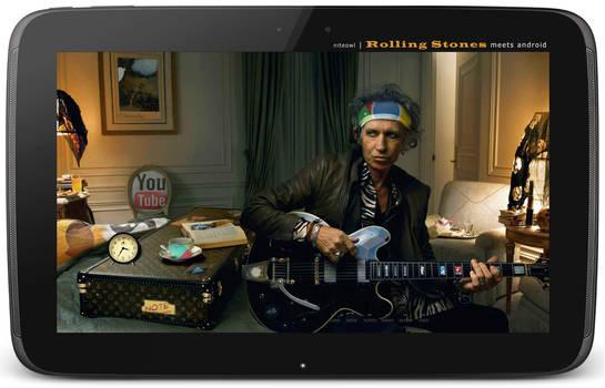 Niteowl Rolling Stones Nexus10 E
