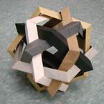 Makalu / Six Interlocking Pentagonal Rings