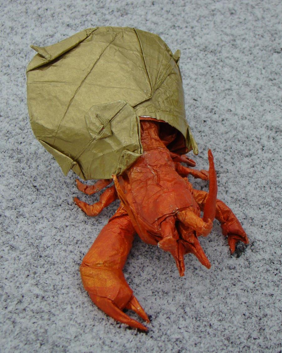 Hermit Crab by manilafolder