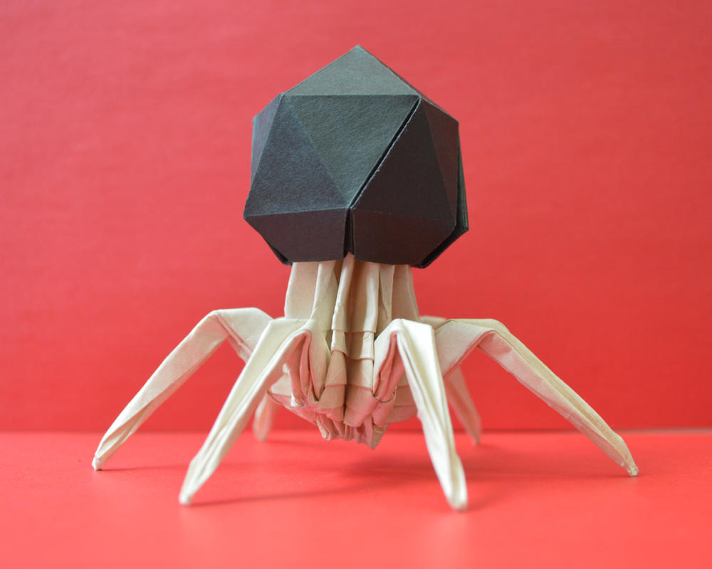 Bacteriophage by manilafolder on DeviantArt