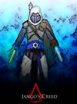 Jango Fett as Ezio Auditore