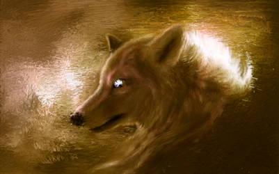 Wolf PsykoPaint 2