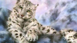 Snow Leopard PsykoPaint