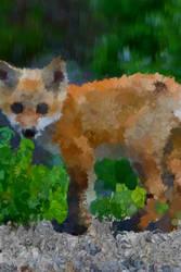 Fox PsykoPaint