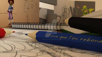 Trampoline Studio Animation workflow WIP