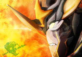 Predaking: Burning rage by Lord-FurFur