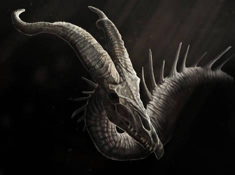 Necro dragon