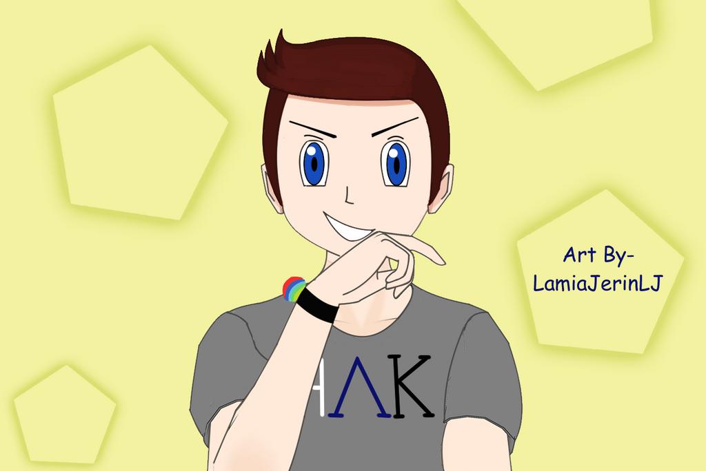 Commissioned Art 5 by LamiaJerinLJ
