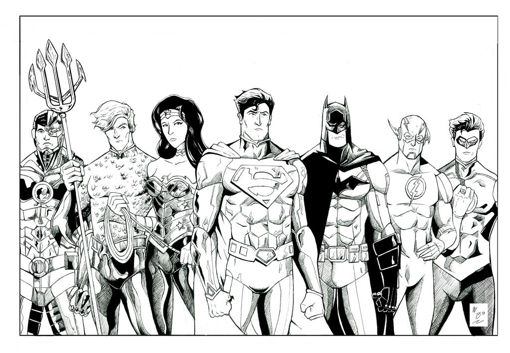Batman new 52 coloring pages
