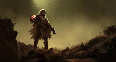 Destiny2 fanart by Leonardconcept