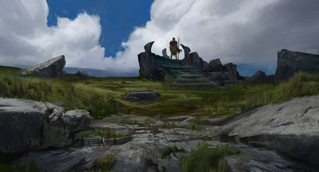Lost World by Leonardconcept