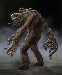 Infected ape concept 3