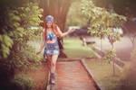 Model : Ghina Carolines