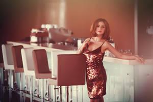 Model : Cindy by rollyoktomiriyani