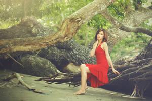 Model : Ressa Liee by rollyoktomiriyani