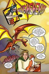 The Fox and The Firebird-Pg 44 by Marie-August
