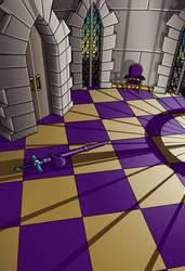 Princess' Tower Bedroom