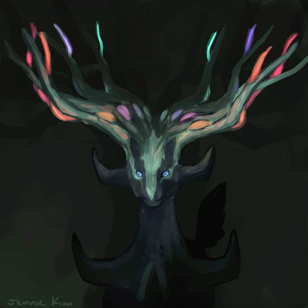 Xerneas by pulmonaries