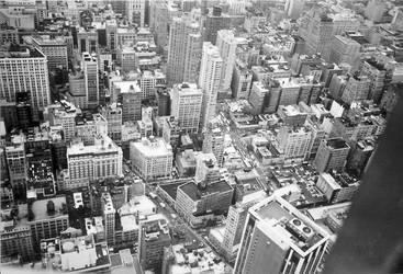 New York Taxi Frenzi by CrimsonCape
