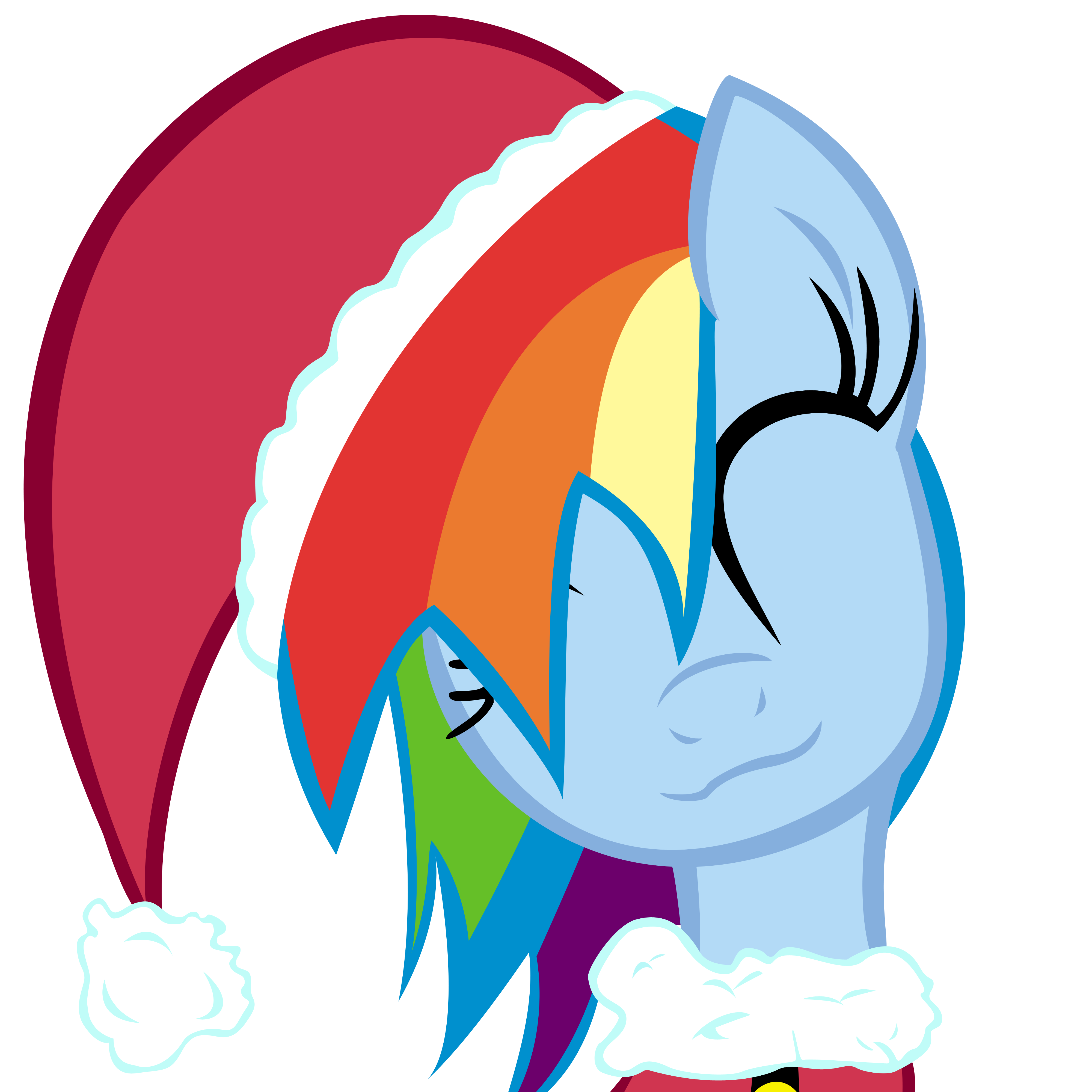 Rainbow Dash - It's that time of the year again. by Derpy-Maple