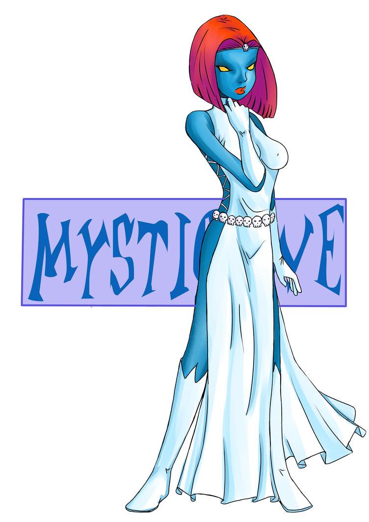 Mystique by Riccardo80