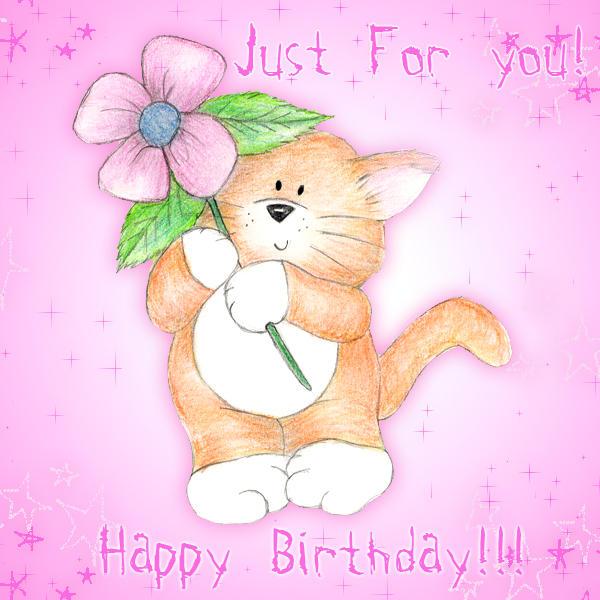 Greetings card happy birthday by disturbed angel on deviantart greetings card happy birthday by disturbed angel m4hsunfo