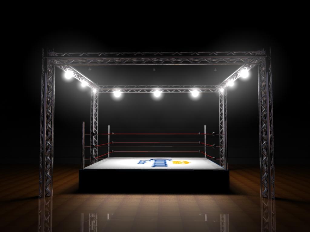 Ring De Lucha Libre Medidas