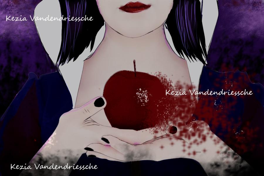 Snow white by RoxiaMagicGirl