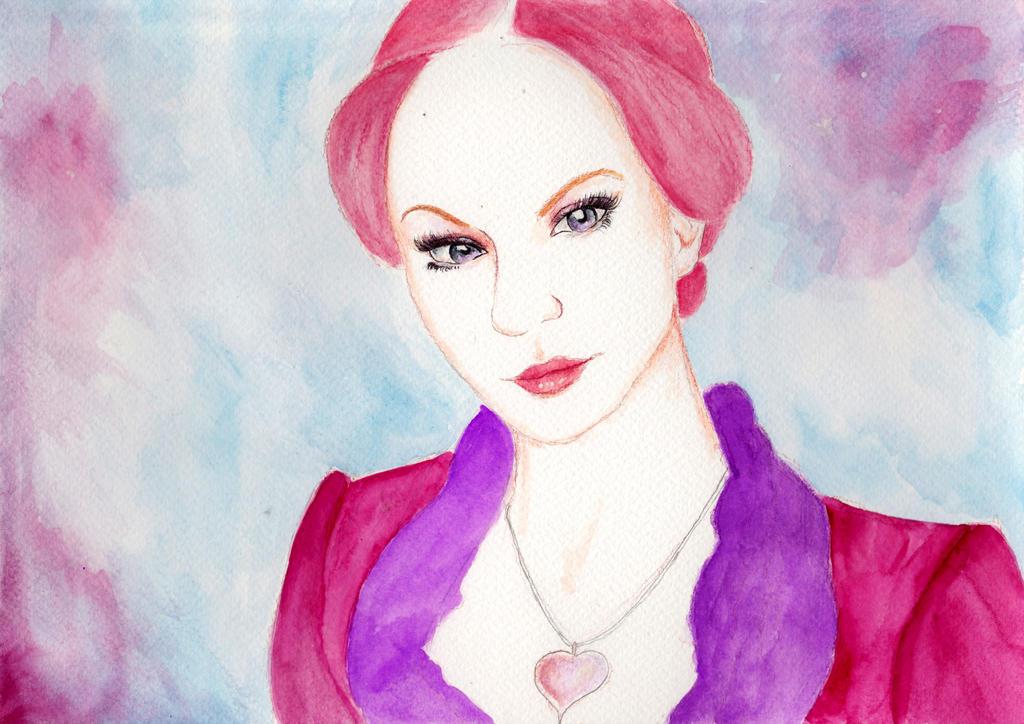Watercolour 2 by RoxiaMagicGirl