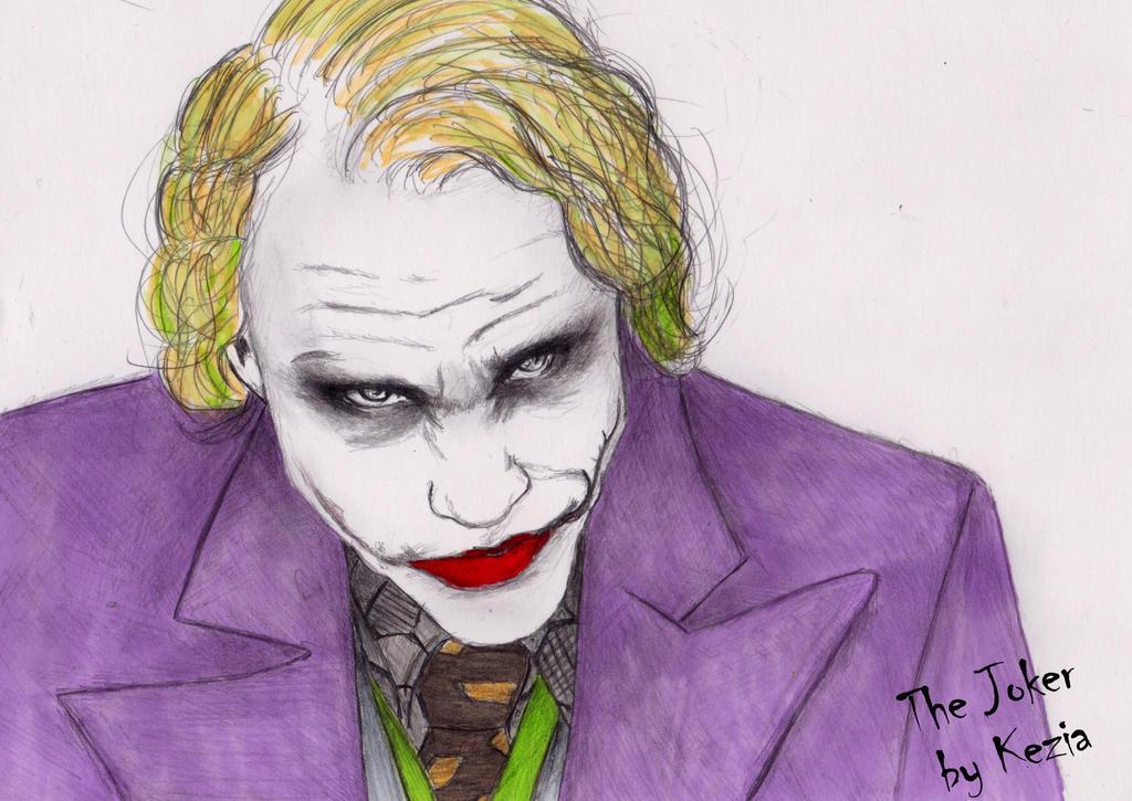The joker by RoxiaMagicGirl