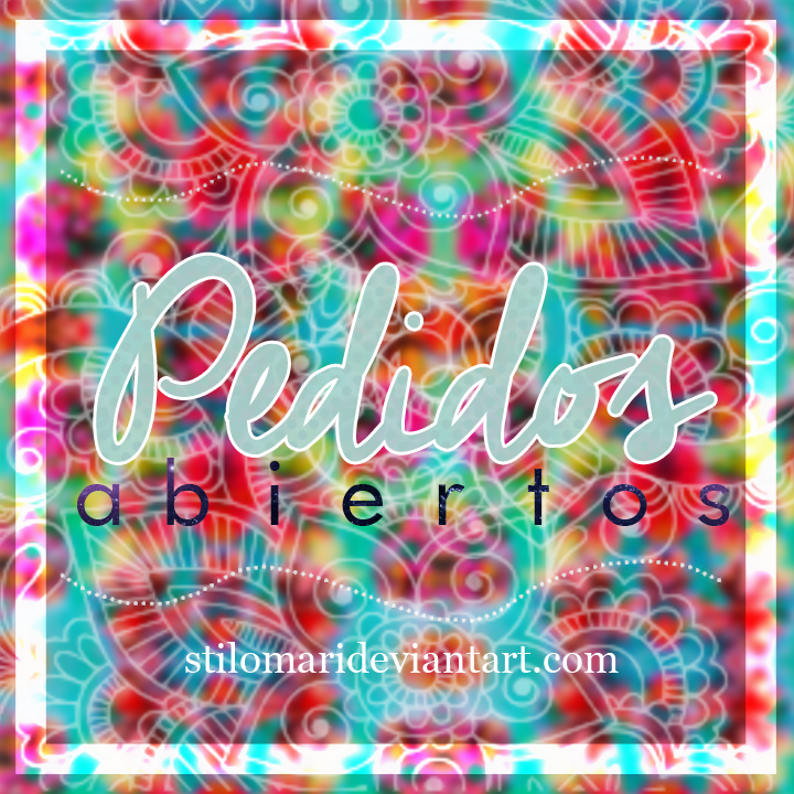 pedidos abiertos by StiloMari
