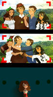 Happy family by rosalynthewolf