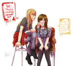 Carmilla Role Reversal by MONO-chan17