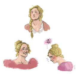 Ann Doodles #1