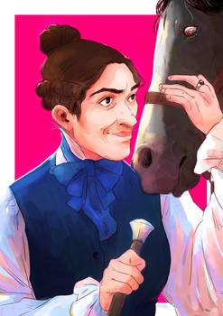 Anne - The Stallion