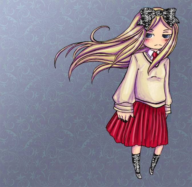 Schoolgirl Bela